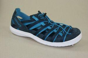 timberland water shoe helion aqua size 40 50 us 7 15