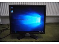 "Dell E196FP - LCD monitor 19"" - Excellent Condition"