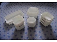 Vintage Retro Tupperware Set - Brand New/Never used - £15