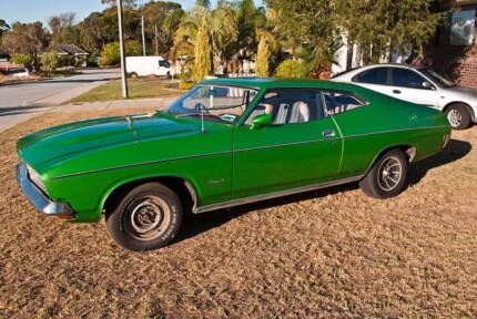 1974 Ford Fairmont XB Coupe - Not XA, XC, GS, GT