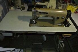 BROTHER Industrial lockstitch sewing machine Model DB2-B716-403AB