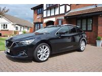 2014 Mazda 6 Sport Nav Auto 175bhp