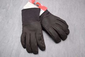 The North Face Denali SE Leather Gloves Brand New Medium £45