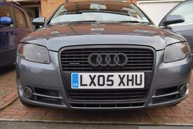 SWAP OR SELL AUDI A4 SE T FSI QUATTRO 2005