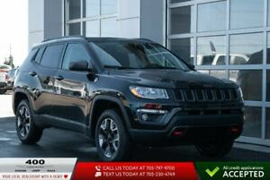 2018 Jeep Compass | Trailhawk | NAVI | LEATHER |