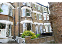 Two double bedroom garden flat in West Hampstead close to the station