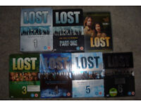 Lost Series boxed sets