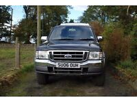 ford ranger xlt double cab 06 4x4