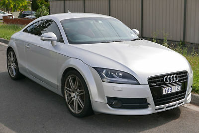 Audi TT Mk2 Workshop Service Manual 07-14
