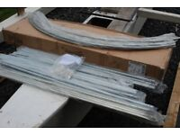 Tunnel Greenhouse frame, brand new and unused 3.5m x 2m x 2m