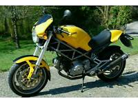 Ducati Monster 620sie