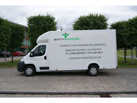 Witty Movers, Moving and Removal services, Man and Van Service