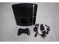 Sony Playstation 3 PS3 CECH-M03 80GB £65