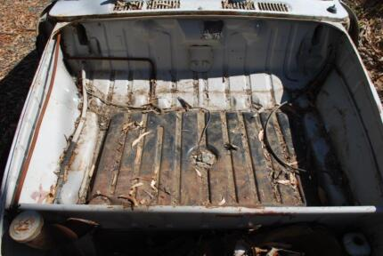 VW Type 3 '64 Notchback Front Clip In VERY GOOD Condition Lobethal Adelaide Hills Preview