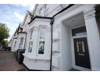 2 double bedroom completely new flat, with extra room small room, available now