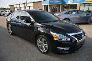 2015 Nissan Altima 3.5L SL/SUNROOF/NAV/LEATHER/BACKUP CAMERA