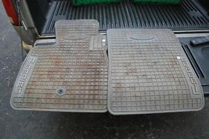 ORIGINAL Ford F-Series Factory Front Floor Mats Windsor Region Ontario image 1