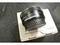 Nikon 1 10mm F2.8 lens