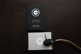 Turntable cartridge Goldring 2100 MM