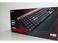 Corsair K50 Membrane Keyboard
