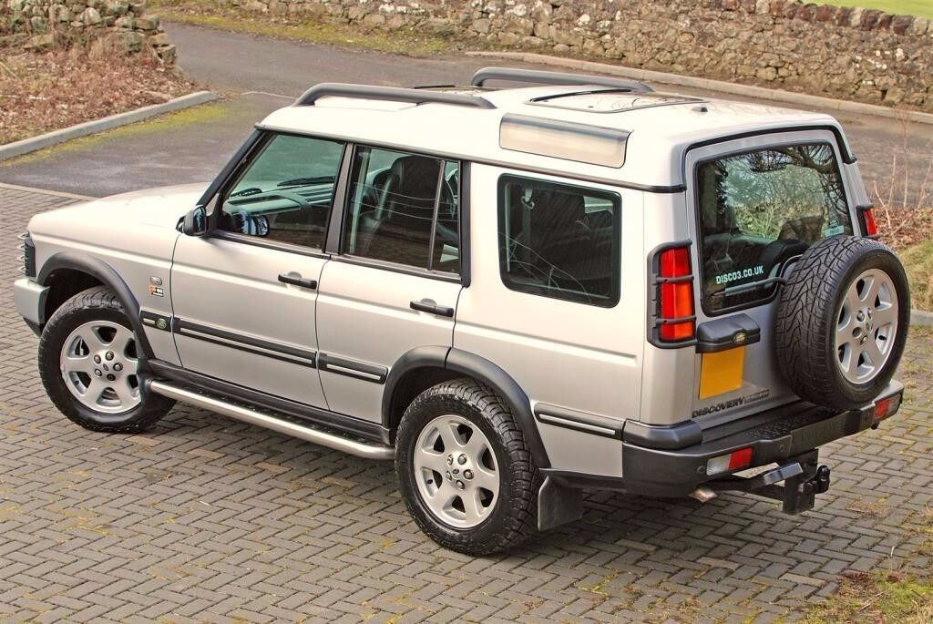 Land Rover Discovery Interior >> LAND ROVER DISCOVERY 2 ES PREMIUM | in Corstorphine, Edinburgh | Gumtree