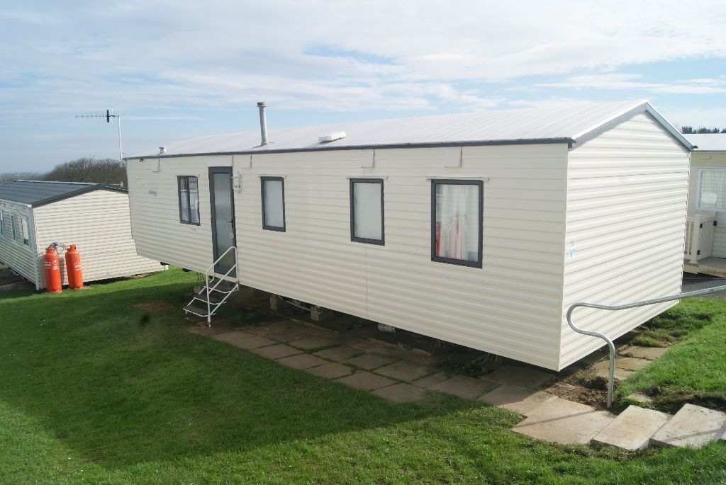 Elegant Berth Static Caravan For Hire Haven Burnham On Sea UK Caravan Rental