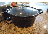Cuisinart Slow cooker, as new, only used once.