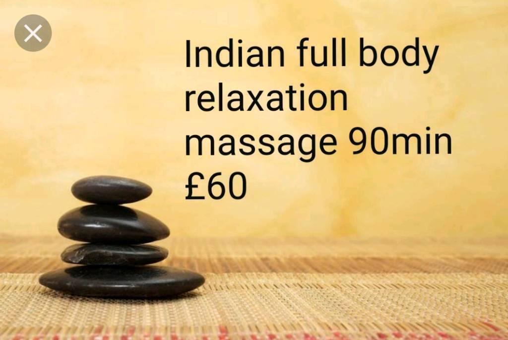 indian massage harrow