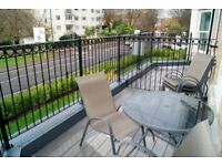 SOME BILLS INCLUDED-NEW FURNISHED 1 BEDROOM FLAT WITH BALCONY AND OFF ROAD PARKING ON THE WEST CLIFF