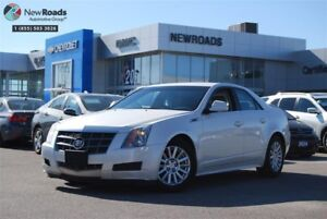 2010 Cadillac CTS 3.0L 3.0L, NO ACCIDENTS, LOW KMS, LEATHER