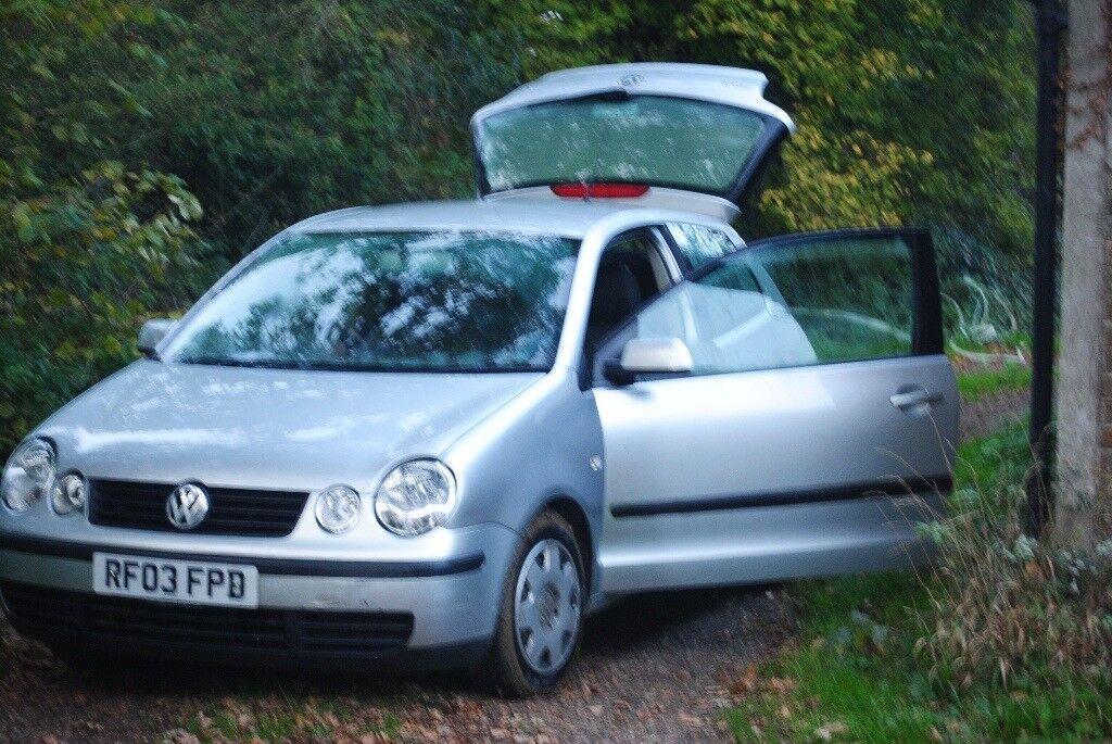 VW Polo 1.4 Automatic.