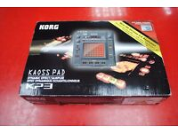 Korg Kaoss Pad KP3 Dynamic Effect/Sampler £240