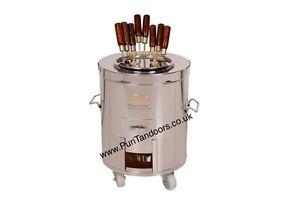 Tandoori oven-Tandoor-Medium Home Tandoor-Tandoori Clay Oven-Garden Tandoor-SS1s