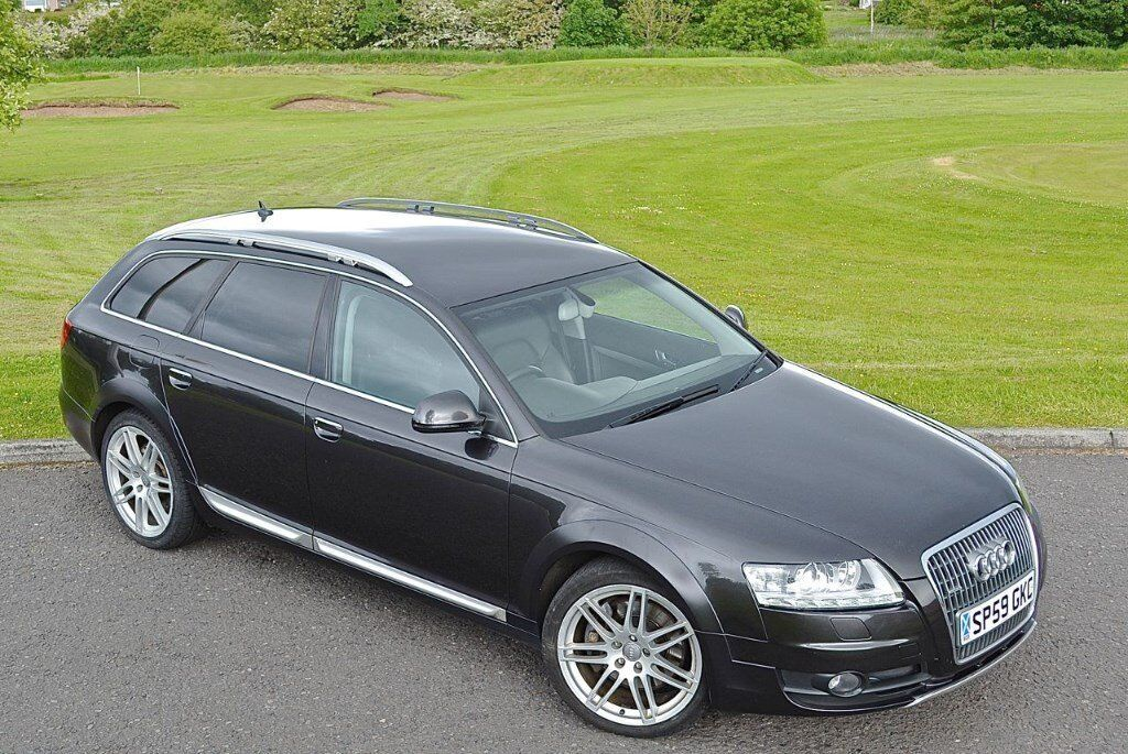 2009 audi a6 allroad 3 0 tdi quattro in eaglesham glasgow gumtree. Black Bedroom Furniture Sets. Home Design Ideas