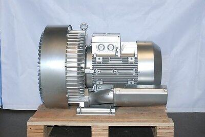 Regenerative Blower 16.8hp 364cfm 240h2o Press 480v3ph Goorui 015 36 2r8