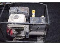 Honda 110v 5.5 KVA Generator