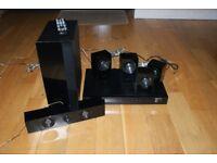 Samsung HT-450 Home Theatre System Surround Sound DVD Player
