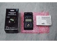 Korg PX-ST Pandora Stomp £87