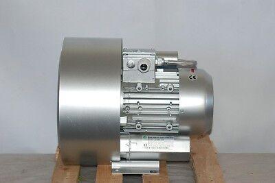 Regenerative Blower 2hp 85cfm 104h2o Press 220v1ph Goorui Ghbh 1d7 12 2r3