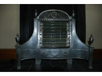 Belling antique Adam style electric fire.