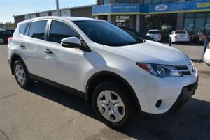 2013 Toyota RAV4 LE/AWD/POWER GROUP/BLUETOOTH/AUX/USB