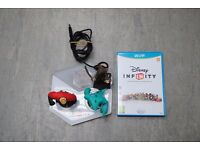 Disney Infinity Wii U Starter Pack with 4 Figures £3.50