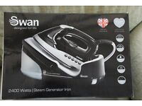 Swan 2400 watts Steam generator Iron brand new
