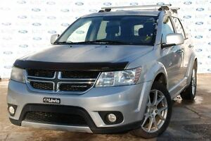 2011 Dodge Journey R/T *Leather*AWD*Luggage Rack*Heated Seats