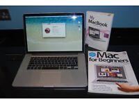 Superb Condition MacBook Pro 2013 15.4 inch. 16GB/2.7GHz Intel Core i7