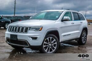 2018 Jeep Grand Cherokee Limited 4X4 Limited