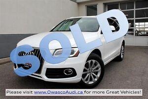 2013 Audi Q5 *SOLD* 2.0T Premium