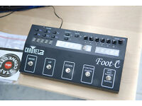 Chauvet Foot-C DMX Lighting Controller