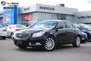 2011 Buick Regal CXL CXL, LEATHER, ONE OWNER, NO ACCIDENT