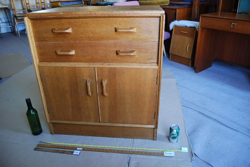 Vintage 1950s oak chest of drawers buy sale and trade ads for G plan bedroom furniture uk